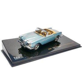 Ixo Models Facel Vega Facel 6 1964 hellblau metallic - Modellauto 1:43