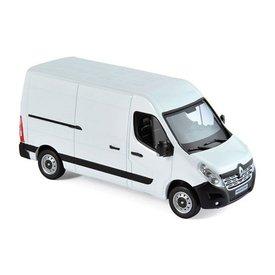Norev Modelauto Renault Master 2014 wit 1:43   Norev