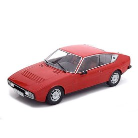 WhiteBox Matra Simca Bagheera 1974 rood - Modelauto 1:24