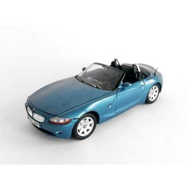 Motormax BMW Z4 blau metallic 1:24