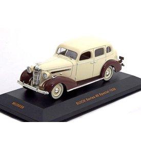 Ixo Models Buick Special Series 40 1936 beige/bruin - Modelauto 1:43