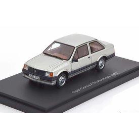 BoS Models Modelauto Opel Corsa A Sedan 1982 zilver 1:43 | BoS Models