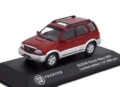 Products tagged with Suzuki Grand Vitara 1:43