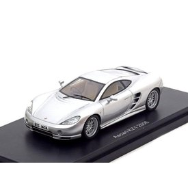 BoS Models Ascari KZ1 2006 silver - Model car 1:43