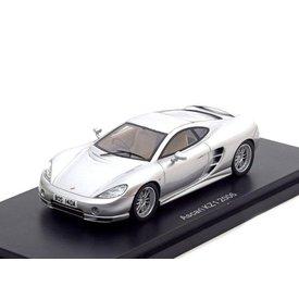 BoS Models (Best of Show) Ascari KZ1 2006 zilver - Modelauto 1:43