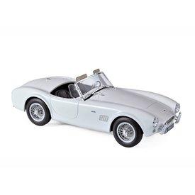 Norev AC Cobra 289 1963 wit - Modelauto 1:18