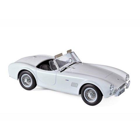 Modelauto AC Cobra 289 1963 wit 1:18   Norev
