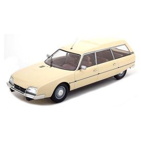 Modelcar Group Citroën CX 2200 Super Break beige - Modelauto 1:18