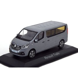 Norev Renault Trafic Combi 2015 Cassopée grey - Model car 1:43