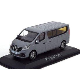Norev Renault Trafic Combi 2015 grijs metallic 1:43
