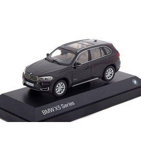 Paragon Models Modellauto BMW X5 (F15) 2013 dunkelbraun metallic 1:43 | Paragon Models
