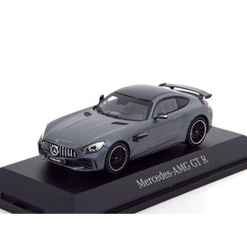 Norev Mercedes Benz AMG GT R mattgrau - Modellauto 1:43