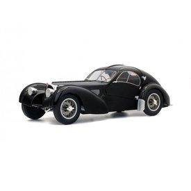 Solido Bugatti Type 57SC Atlantic black - Model car 1:18