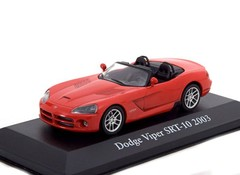 Products tagged with Dodge Viper SRT-10 1:43