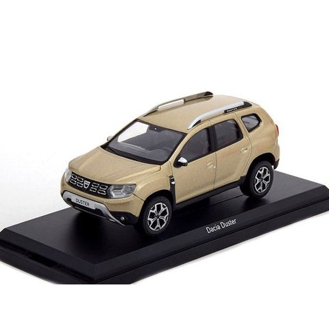 Dacia Duster 2018 Dune beige - Model car 1:43