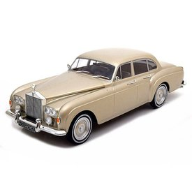 Modelcar Group Model car Rolls Royce Silver Cloud III Flying Spur beige metallic 1:18 | Modelcar Group (MCG)