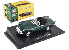 Products tagged with Daimler SP250 1:43