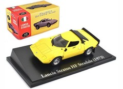 Products tagged with Lancia Stratos 1:43