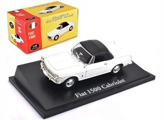 Products tagged with Fiat 1500 1:43