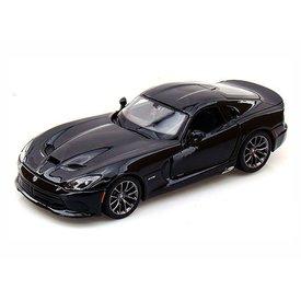 Maisto Dodge SRT Viper GTS 2013 zwart - Modelauto 1:24