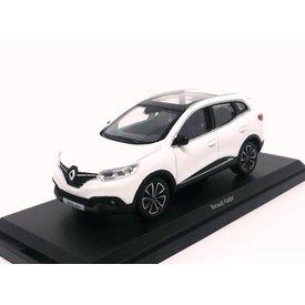 Norev Model car Renault Kadjar 2015 white 1:43   Norev