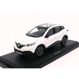 Norev Modelauto Renault Kadjar 2015 wit 1:43 | Norev