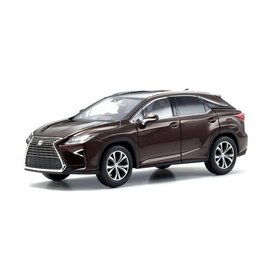 Kyosho Model car Lexus RX 200t brown metallic 1:43 | Kyosho
