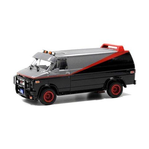 GMC Vandura 1983 'The A-Team' - Modelauto 1:43