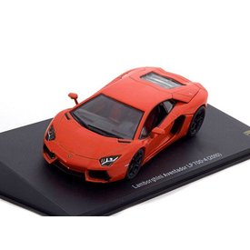 Leo Models Lamborghini Aventador LP 700-4 2010 orange - Model car 1:43