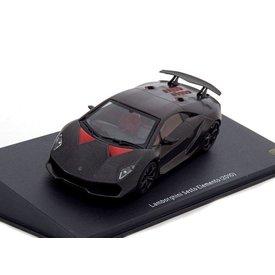 Leo Models Lamborghini Sesto Elemento 2010 antraciet - Modelauto 1:43