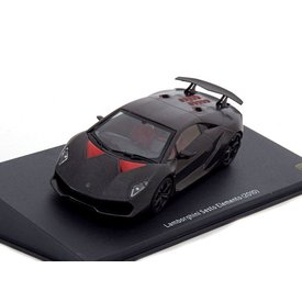 Leo Models Modellauto Lamborghini Sesto Elemento 2010 anthrazit 1:43 | Leo Models