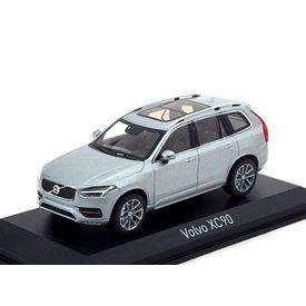 Norev Modelauto Volvo XC90 2015 Electric zilver 1:43 | Norev
