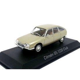Norev Citroën GS 1220 Club 1973 beige metallic 1:43