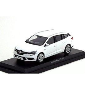 Norev Modellauto Renault Megane Estate 2016 weiß 1:43 | Norev
