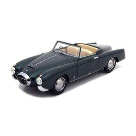 BoS Models | Model car Lancia Aurelia PF200 Cabrio dark green 1:18