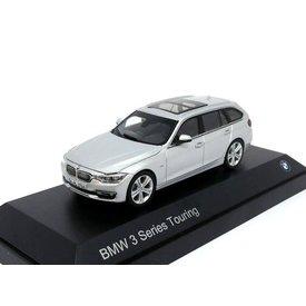 Paragon Models BMW 3 Series Touring (F31) 2012 Glacier silver 1:43
