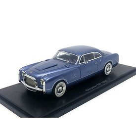 BoS Models Chrysler SS 1952 bright blue metallic - Model car 1:43