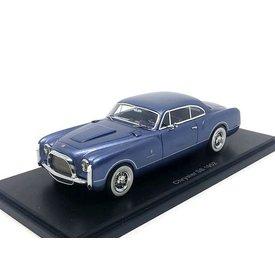 BoS Models Chrysler SS 1952 lichtblauw metallic - Modelauto 1:43