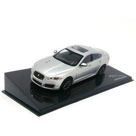 Ixo Models Jaguar XFR Rhodium Silver 1:43
