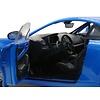 Modelauto Alpine A110 Premiere edition blauw 1:18
