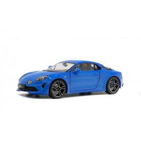Solido Alpine A110 Premiere edition blue - Model car 1:18