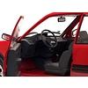 Model car Peugeot 205 GTI red 1:18