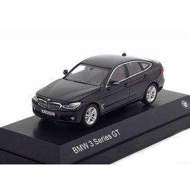 iScale BMW 3 Serie GT (F34) 2012 zwart 1:43