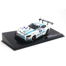 Ixo Models Mercedes Benz AMG GT3 No. 4 2016 1:43