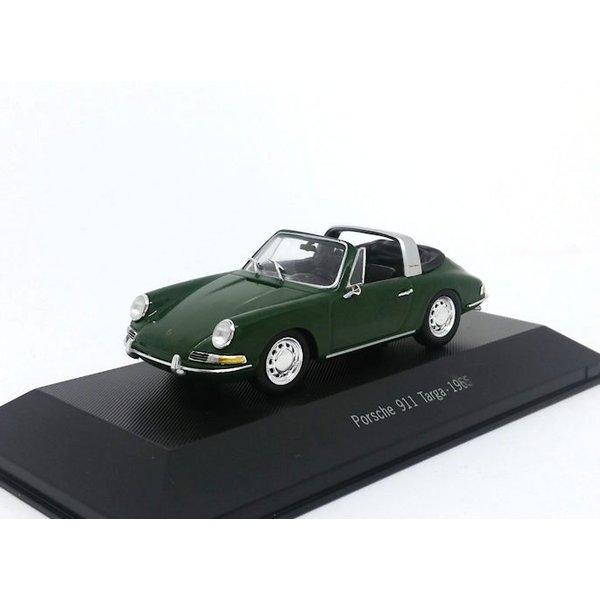 Modelauto Porsche 911 Targa 1965 groen 1:43