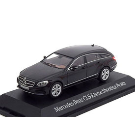 Norev Mercedes Benz CLS-Klasse Shooting Brake (X218) 2012 zwart 1:43