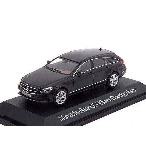 Mercedes Benz CLS-Klasse Shooting Brake (X218) 2012 zwart 1:43