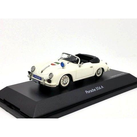 Porsche 356A Cabriolet 'Polizei' - Modelauto 1:43