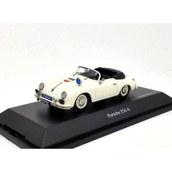 Modelauto Porsche 356A Cabriolet 'Polizei' 1:43