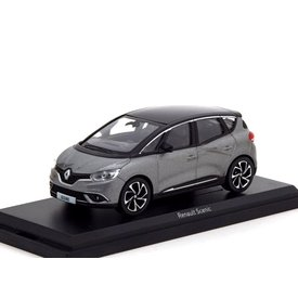 Norev Renault Scenic 2016 Cassiopee grey / black - Model car 1:43